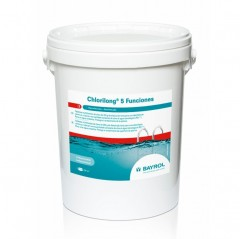 Cloro Chlorilong 5 funciones Bayrol (25kg)