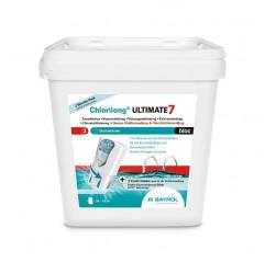 Tratamiento Multiacción Chlorilong Ultimate 7 Bloc de Bayrol
