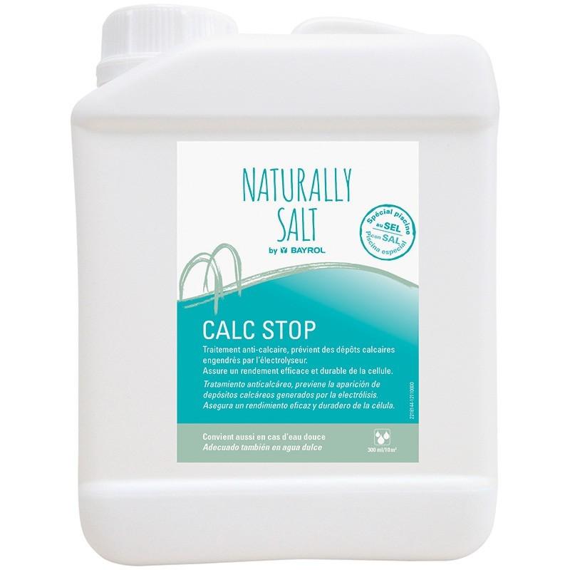 Calc Stop Naturally Salt 2L Bayrol
