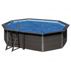 Cubierta de invierno Gre oivalda piscina composite