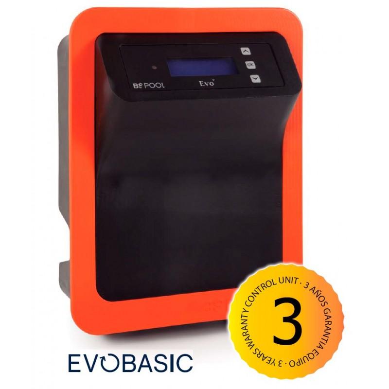 Clorador Salino BSV EVo Basic