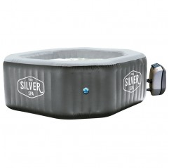 Spa hinchable Silver