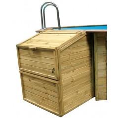 Local técnico Gre de madera 787247 787248 787249