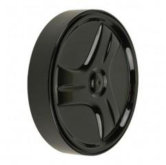 Llanta rueda grande negra R0636000 limpiafondos Zodiac