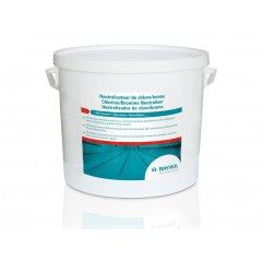 Neutralizador de cloro/bromo 10 kg de Bayrol