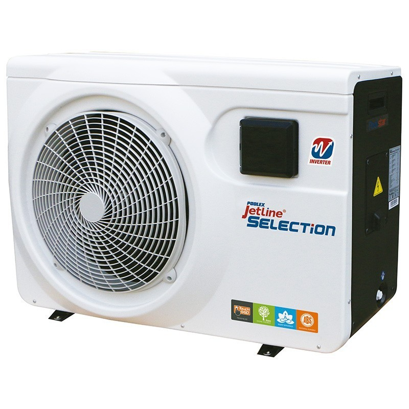 Bomba de calor Poolex Jetline Selection Inverter