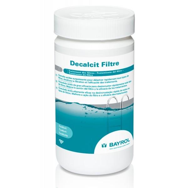 Desinfección filtro