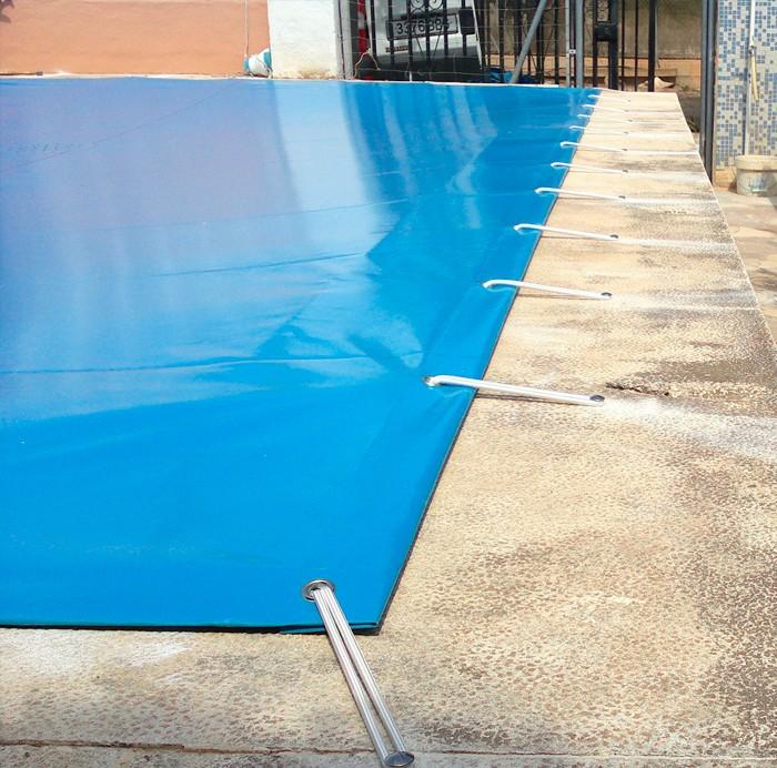 Cobertores de piscinas