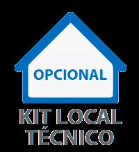 Posibilidad de instalación en Local Técnico
