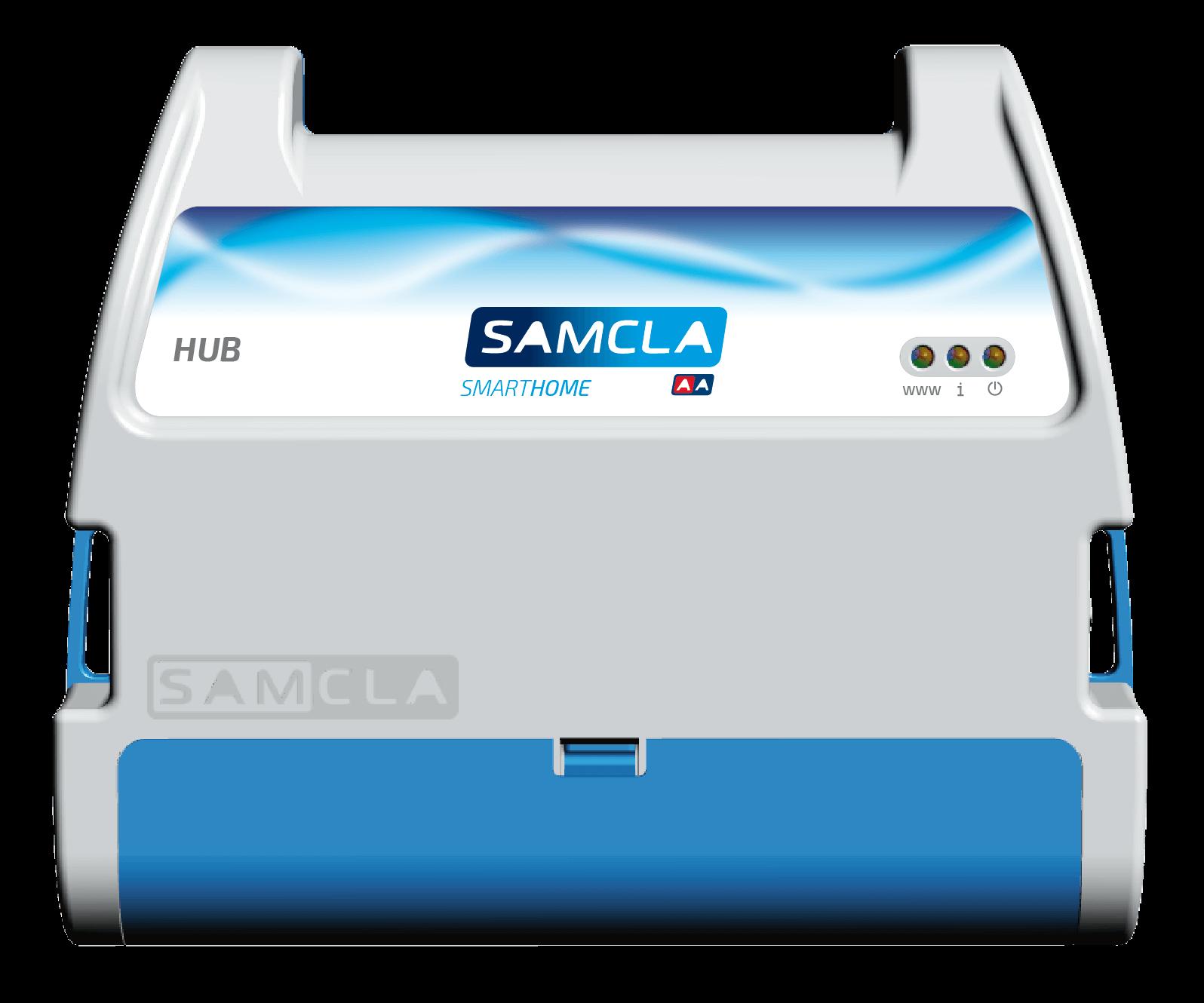HUB Sistema Samcla Home