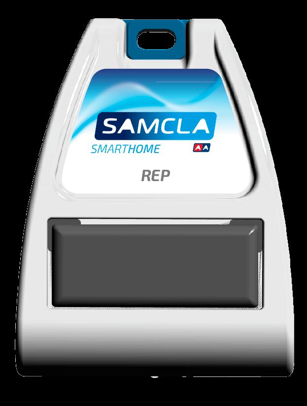 Repetidor Solar Samcla Home