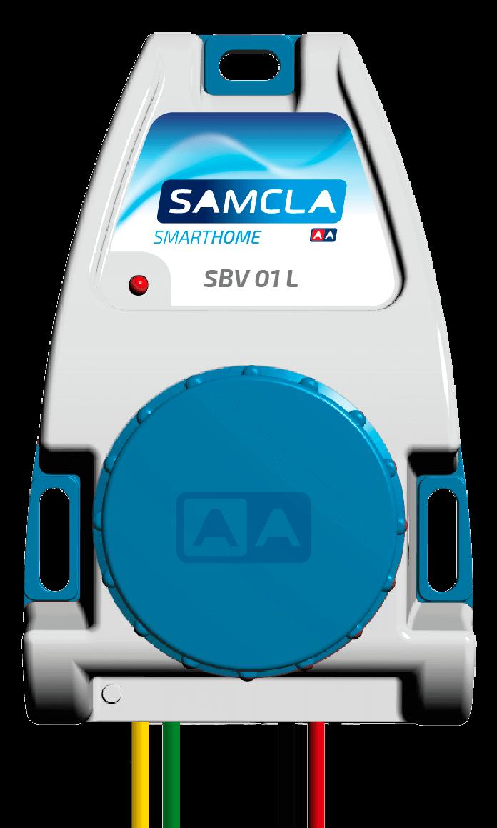 Equipo Samcla volumétrico