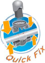 Quick Fix ¡ Instalación rápida y sencilla !